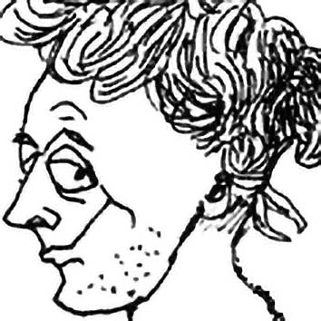 Picture of the Greek Drunken God Dionysus from our Greek mythology image library. Illustration by Chas Saunders.