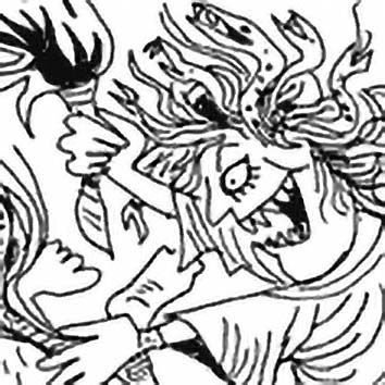 Picture of the Greek Justice Goddesses Furies from our Greek mythology image library. Illustration by Chas Saunders.