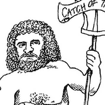 Picture of the Greek Sea God Poseidon from our Greek mythology image library. Illustration by Chas Saunders.